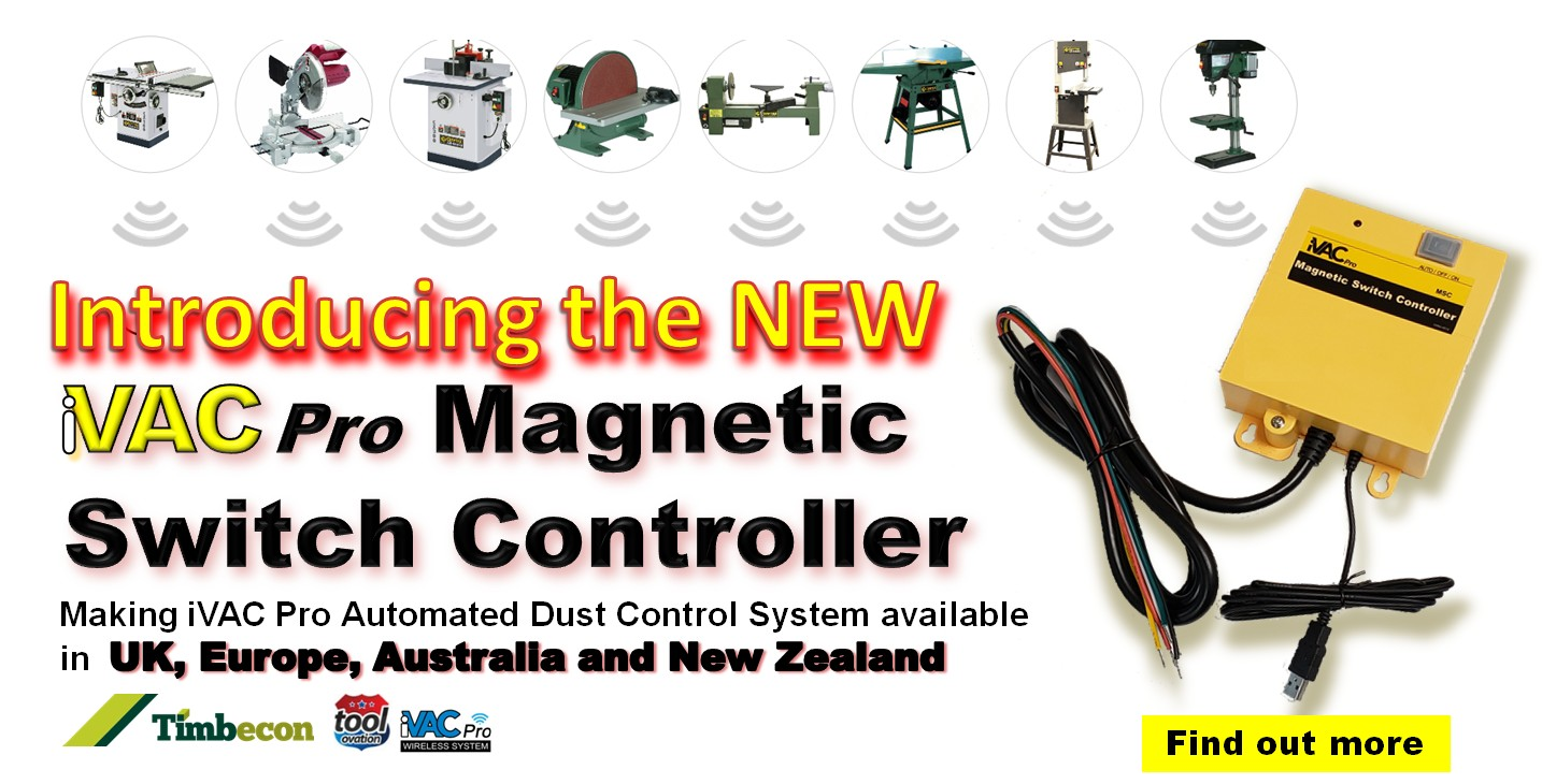 iVAC Pro Magnetic Switch Controller