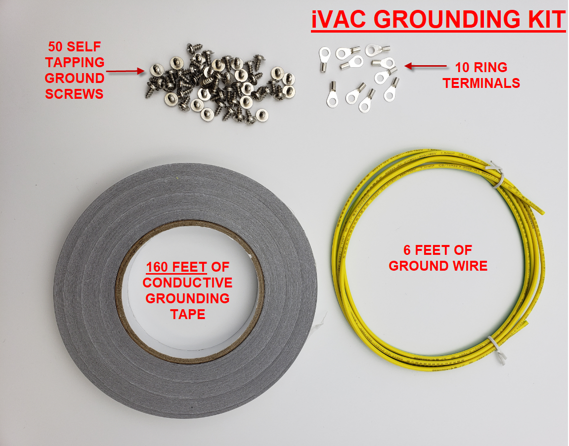 iVAC Grounding Kit